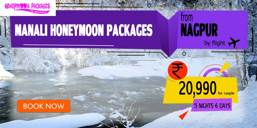 Manali couple package from Nagpur
